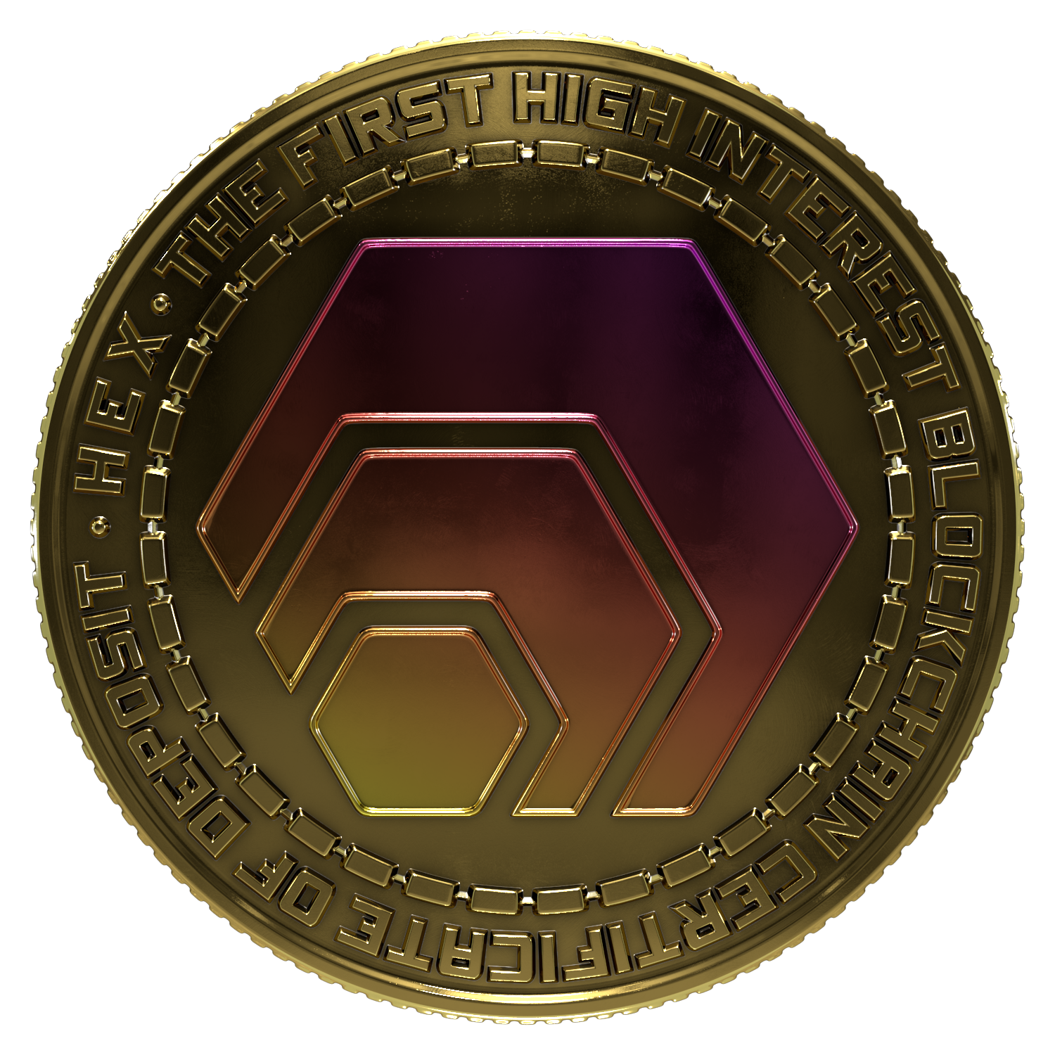hex coin price